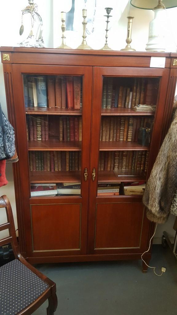 categorie Bibliothèques & vitrines